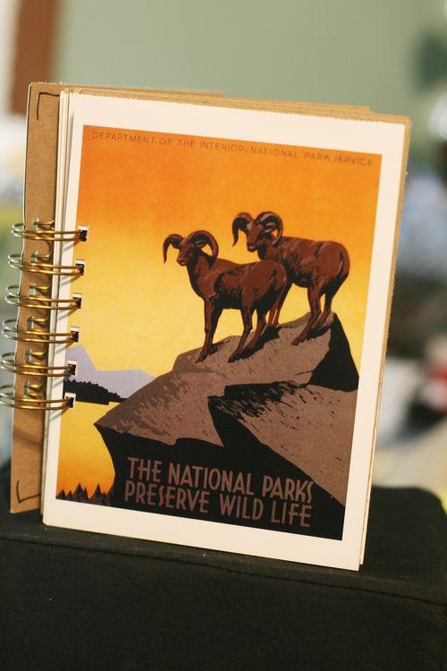 May-vacation postcard