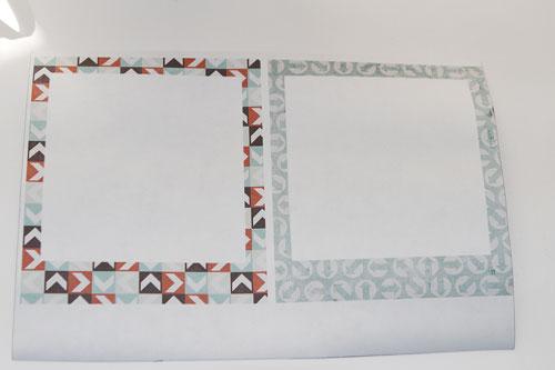 scrappergirl}: Magnetic DIY Polaroid frames.....................