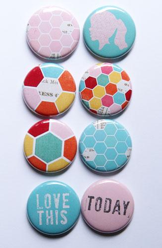 Hexagon-love-girl