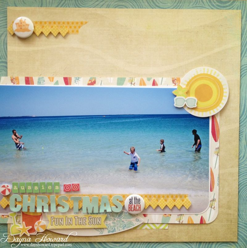 Aussie's Do Christmas At The Beach (1)