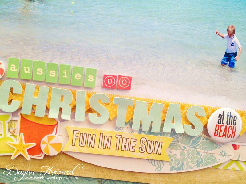 Aussie's Do Christmas At The Beach (2)