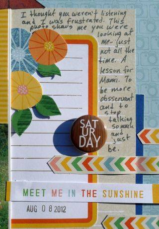 Journaling_fussy_cutting_layers_scrap