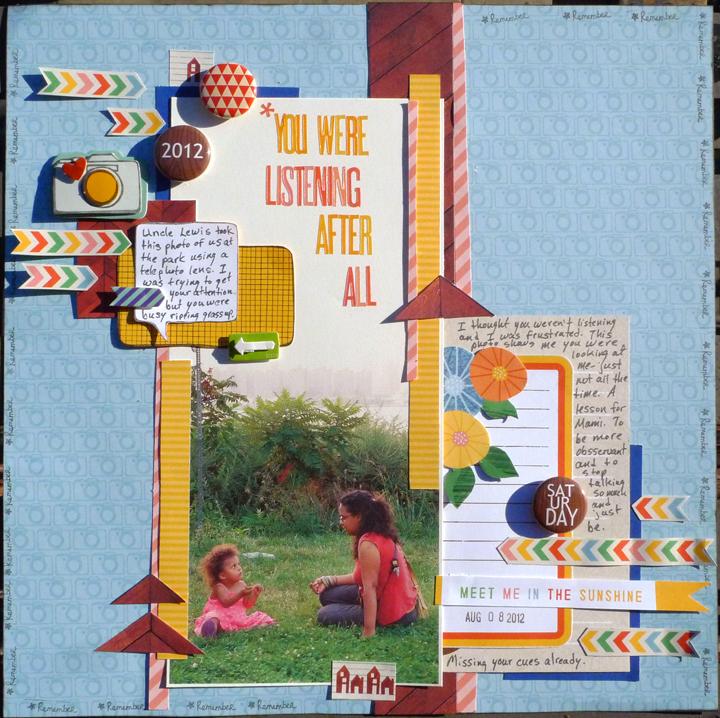 Flair_Buttons_american_crafts_scrapbook_tangerine
