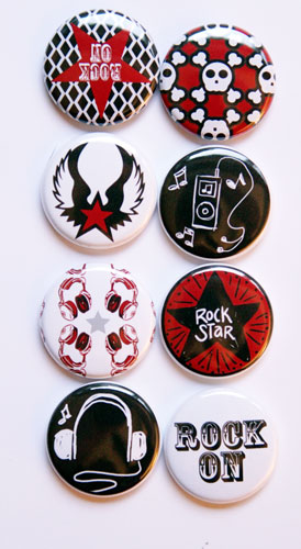 Rock_on_flair_pin_buttons