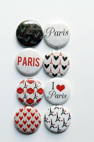 Paris-black-and-red
