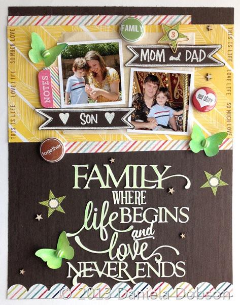 Family by Daniela Dobson