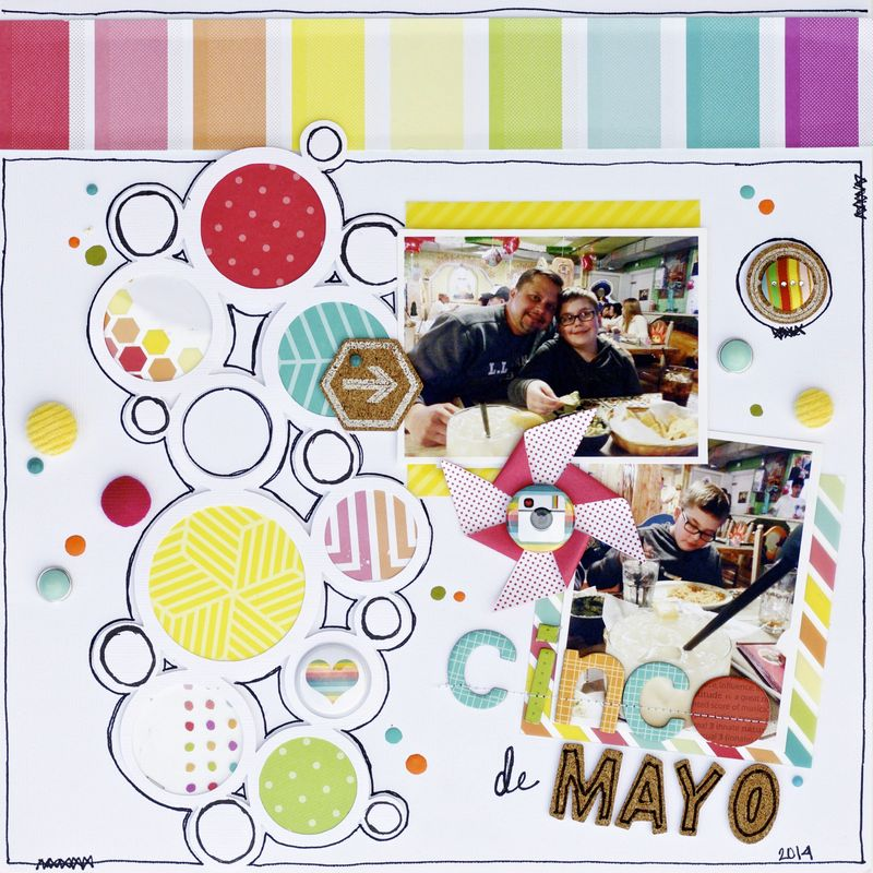 Cinco de Mayo 12x12a