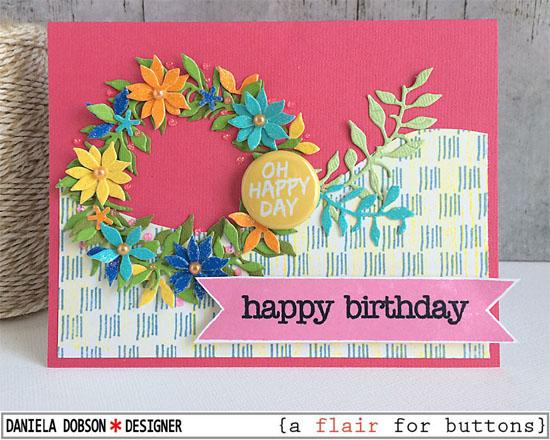 Happy birthday by Daniela Dobson