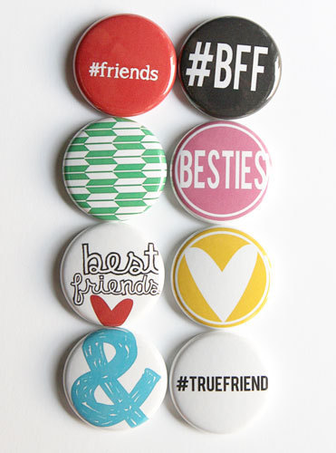 Best Friends Flair