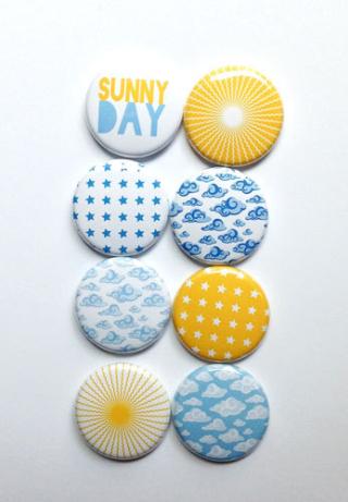Sunny $6.00 sert of 8