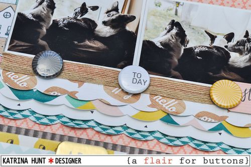 Hello_Critter_Patrol_Scrapbook_Layout_A_Flair_For_Buttons_Crate_Paper_Katrina_Hunt_600Signed-3
