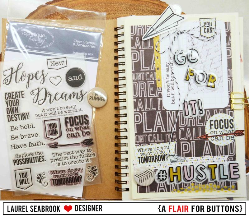 Hopes and Dreams - Laurel Seabrook
