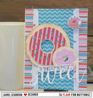 Donut - Laurel Seabrook