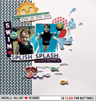 Splish splash tag