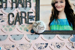 Beach hair 3