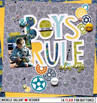 Boys rule tag
