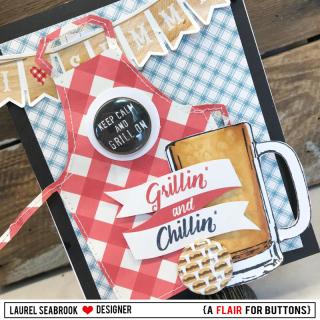 Grillin'1 - Laurel Seabrook