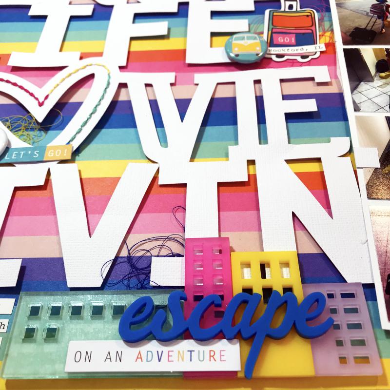 EnjoyLiveLoveLivinEscape