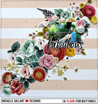 Fabulous tag