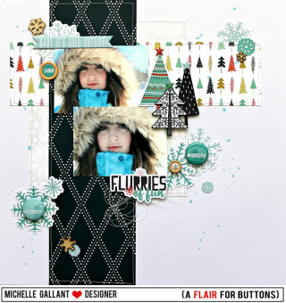 Flurries of fun tag